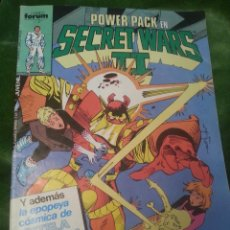 Cómics: COMIC SECRET WARS II - NUMERO 35 - COMICS FORUM. Lote 46485351