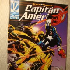Cómics: MARVEL COMIC FORUM CAPITAN AMERICA Nº 4. Lote 46509143