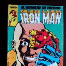 Cómics: IRON MAN VOL. 1 Nº 16 AL 20 (16, 17, 18, 19, 20) - FORUM (MARVEL). Lote 46523676
