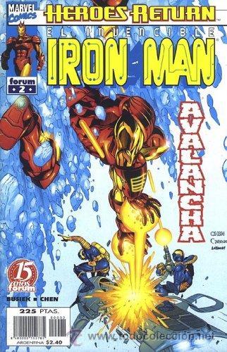 IRON MAN VOL. 4 LOTE DE 14 Nº 2-4-5-6-7-8-9-10-11-13-14-15-16-18 (Tebeos y Comics - Forum - Iron Man)