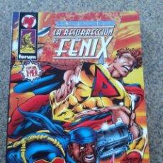 Cómics: ULTRAVERSE : LA RESURRECION DE FENIX 1 -- ESPECIAL X.MEN -- FORUM --. Lote 46588095