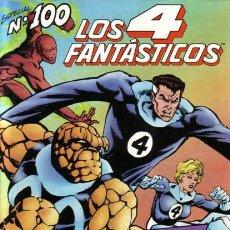 Cómics: LOS 4 FANTASTICOS Nº 100. Lote 46604321