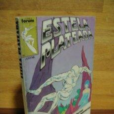 Cómics: ESTELA PLATEADA - RETAPADO CON LOS Nº 1 - 2 - 3 - 4 - 5 - FORUM. Lote 46617096