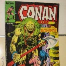 Cómics: CONAN Nº 136 1ª EDICION FORUM OFERTA. Lote 246119090