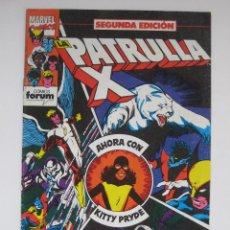 Cómics: LA PATRULLA X Nº 3. 2ª EDICION. FORUM. Lote 46700911