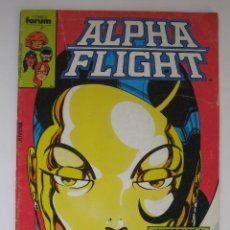 Cómics: ALPHA FLIGHT Nº 15. FORUM. Lote 46701233