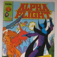 Cómics: ALPHA FLIGHT Nº 16. FORUM. Lote 46701252
