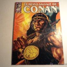 Cómics: EL REINO SALVAJE DE CONAN. Nº 1. FORUM. . Lote 46779997