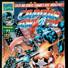 Comics : CAPITAN AMERICA Nº 11 / MARVEL / FORUM 1998 ( SERIE GRAPA). Lote 46788506