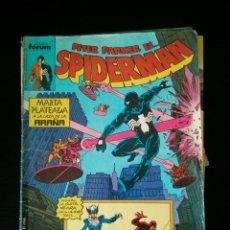 Cómics: PETER PARKER ES SPIDERMAN, FORUM 150 PESETAS. Nº 176 MARTA PLATEADA Y PARTICIPACION DAREDEVIL. Lote 46837266