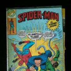 Cómics: SPIDERMAN Nº 63. BRUGUERA AÑO 1982, 95 PTS. -EL MARTILLO SE ABRE CAMINO-. Lote 46837383