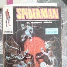 Cómics: SPIDERMAN Nº 10 LA LOCURA DE SPIDERMAN 1ª EDICION TACO VERTICE. Lote 46837537