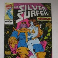 Cómics: SILVER SURFER Nº 18. VOL. 2. ESTELA PLATEADA. FORUM. Lote 46871710