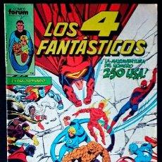 Cómics: LOS 4 FANTÁSTICOS Nº 31 / FORUM 1985 ( SERIE GRAPA) -. Lote 46878371