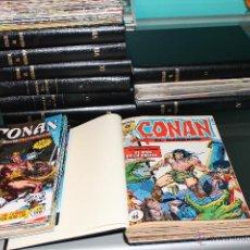 Cómics: CONAN EL BARBARO VOLUMEN 1 DE FORUM CASI COMPLETA A FALTA DE 4 NUMEROS. Lote 46884936