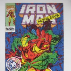 Cómics: IRON MAN Nº 3. VOL. 2. FORUM. Lote 46913302