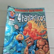 Cómics: LOS 4 FANTASTICOS -- VOLUMEN 3 -- COLECCION COMPLETA - 34 NUMEROS -- FORUM --. Lote 48360259