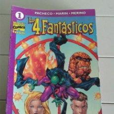 Cómics: LOS 4 FANTASTICOS -- VOLUMEN 4 -- COLECCION COMPLETA - 24 NUMEROS -- FORUM --. Lote 46918414