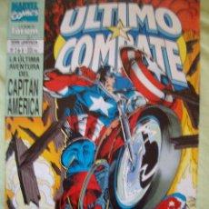 CAPITAN AMERICA ULTIMO COMBATE Nº 2 FORUM