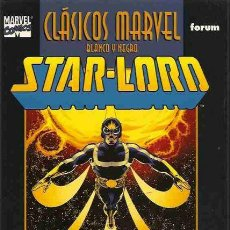 Comics - CLÁSICOS MARVEL BLANCO Y NEGRO STAR-LORD - CJ159 - 46947039