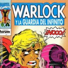 Cómics: WARLOCK Y LA GUARDIA DEL INFINITO Nº3. Lote 46953200