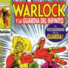 Cómics: WARLOCK Y LA GUARDIA DEL INFINITO Nº2. Lote 46953278