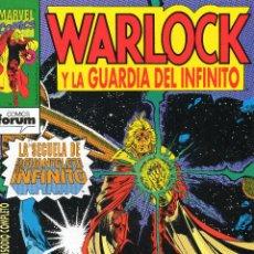 Cómics: WARLOCK Y LA GUARDIA DEL INFINITO Nº1. Lote 46953346