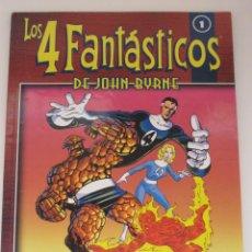 Cómics: LOS 4 FANTASTICOS DE JOHN BYRNE Nº 1. COLECCIONABLE PLANETA. Lote 46955001