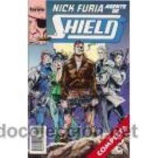 Cómics: NICK FURIA AGENTE DE SHIELD VOLUMEN 1 COMPLETA. Lote 46955580