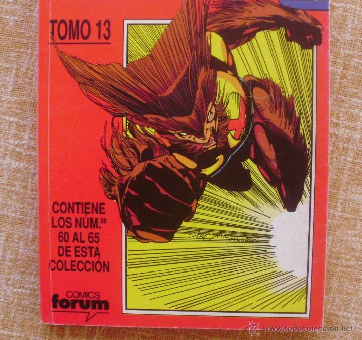 Cómics: Factor X, Tomo 13, Números 60 al 65, Editorial Planeta DeAgostini, Comics Forum, año 1993, Usado - Foto 5 - 46985545