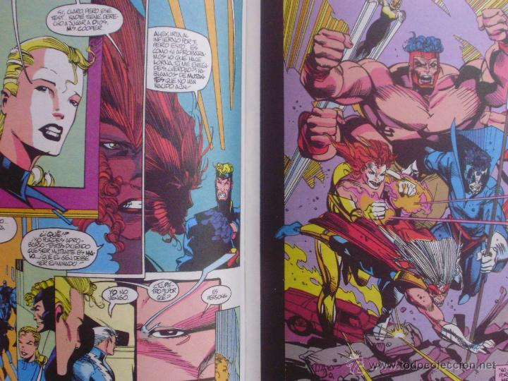 Cómics: Factor X, Tomo 13, Números 60 al 65, Editorial Planeta DeAgostini, Comics Forum, año 1993, Usado - Foto 9 - 46985545