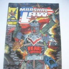 Cómics: MARSHAL LAW Nº 1 DE 6 (EPIC PRESENTS) ED. FORUM BUEN ESTADO C9. Lote 207369268
