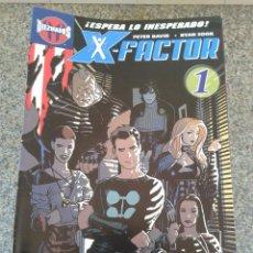Cómics: X-FACTOR -- VOL. I - PANIN -- CASI COMPLETA -- 51 NUMEROS DE 53 -- FALTA EL 18 / 53 -- PANINI --. Lote 47010135
