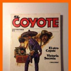 Cómics: EL OTRO COYOTE / VICTORIA SECRETA - J. MALLORQUI - COLECCIÓN EL COYOTE Nº4. Lote 47037259