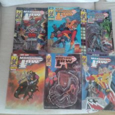 Cómics: MARSHAL LAW: 1 AL 6. COLECCION COMPLETA. FORUM. EPIC COMICS. Lote 47039019