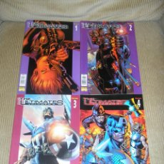 Cómics: THE ULTIMATES VOL.2: 1 A 4. COLECCION COMPLETA. FORUM. MILLAR & HITCH. Lote 47039091