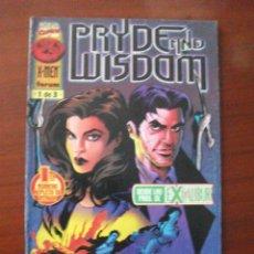 Cómics: PRYDE AND WISDOM Nº 1 COMICS FORUM C2. Lote 47050893