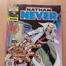 Cómics: NATHAN NEVER_AGENTE ESPECIAL ALFA / FORUM_Nº 1 . Lote 47135894