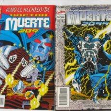 Cómics: 2 COMIC DOTOR MUERTE, DE FORUM 1994. Lote 47146775