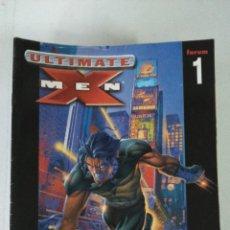 Cómics: ULTIMATE X-MEN -- VOLUMEN 1 -- COLECCION COMPLETA - 32 NUMEROS -- FORUM --. Lote 47239230
