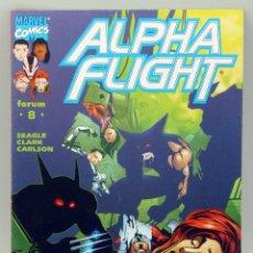 Cómics: ALPHA FLIGHT Nº 8 MARVEL CÓMICS FORUM 1996. Lote 47282118