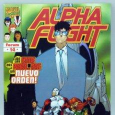 Cómics: ALPHA FLIGHT Nº 14 MARVEL CÓMICS FORUM 1998. Lote 47282420