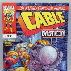 Cable nº 27 Marvel Forum Comics 1998