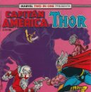 Cómics: MARVEL TWO-IN-ONE: CAPITAN AMERICA / THOR VOL.1 # 55 (FORUM,1989). Lote 47342695