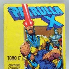 Cómics: PATRULLA X TOMO 17 Nº 116 AL 120 MARVEL CÓMICS FORUM 1992. Lote 47361943