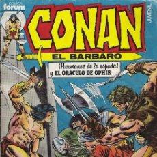 Cómics: CONAN EL BÁRBARO VOL.1 Nº 2 - FORUM. Lote 47373860