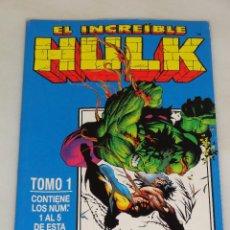 Cómics: HULK VOL III, 1 LA 22, COMPLETA EN 4 TOMOS RETAPADOS. FORUM. MUY BUEN ESTADO.. Lote 47378502
