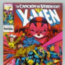 Cómics: X-MEN LA CANCIÓN DEL VERDUGO PARTE 3 Nº 14 MARVEL CÓMICS FORUM 1993. Lote 47404855
