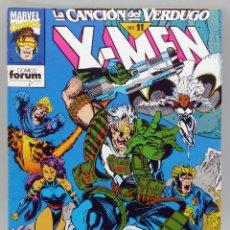 Cómics: X-MEN LA CANCIÓN DEL VERDUGO PARTE 11 Nº 16 MARVEL CÓMICS FORUM 1993. Lote 47404899