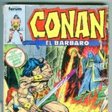Cómics: CONAN EL BARBARO RETAPADO TACO DEL Nº 72 AL 76 AÑOS 80. Lote 47405823